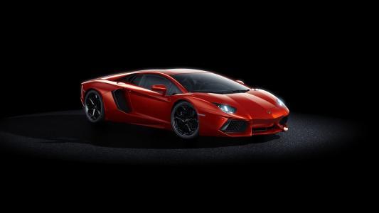 兰博基尼Aventador LP700 4