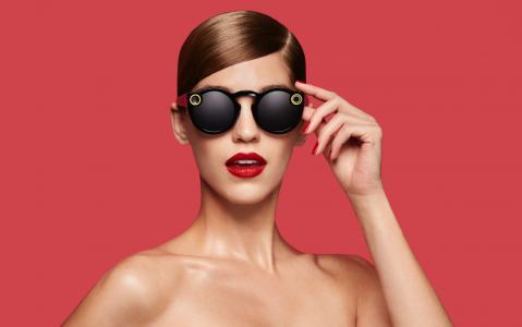 Snapchat太阳镜,高清