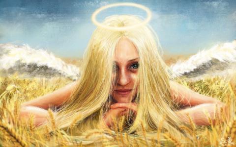 天使,HD