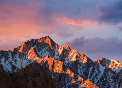 山,马科斯,4k,5k,塞拉利昂,天空,安卓壁纸(横向)