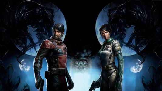 猎物,射手,最好的游戏,PS 4,Xbox One,个人电脑,艺术(水平)