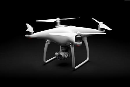 DJI幻影4,无人驾驶飞机,四轴飞行器,幻影,审查,测试(水平)
