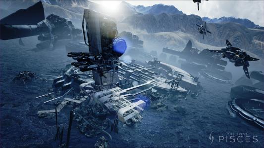 失落的双鱼座,最佳游戏,PlayStation 4,Xbox One(水平)