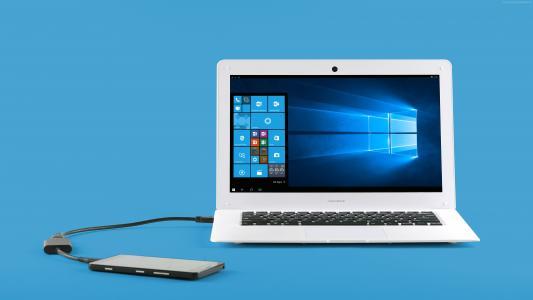 NexDock,笔记本电脑,Windows 10,审查(水平)