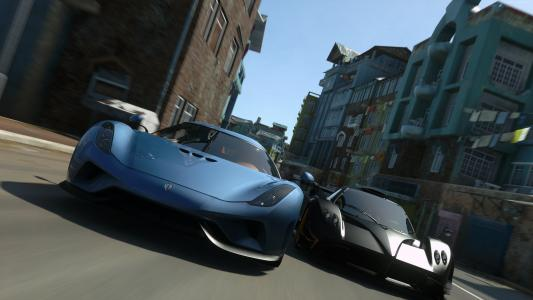 Driveclub VR,PS VR,PS4(水平)