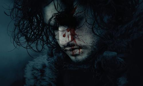 Jon Snow,权力的游戏,Kit Harington,4K