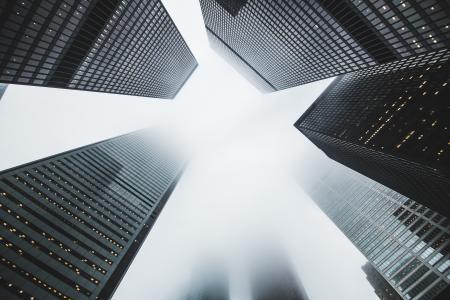摩天大楼,高清,5K