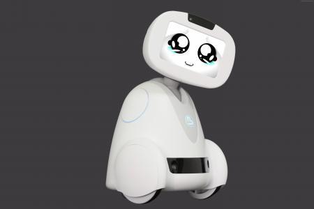 好友机器人,社交机器人,启动(水平)