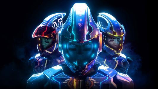激光联赛E3 2017 4K 8K