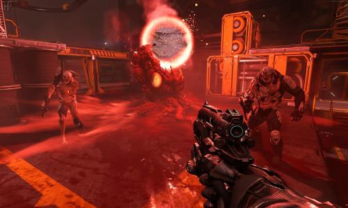 末日4,行动,射手,恐怖,科幻,最佳游戏(水平)
