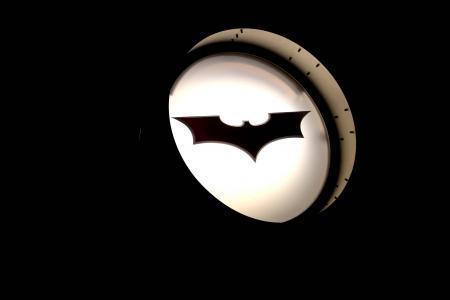 蝙蝠信号,最小,高清,5K