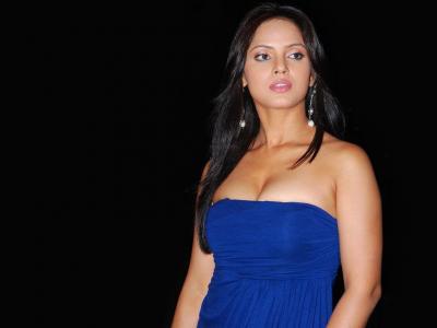 印度女演员Neetu Chandra