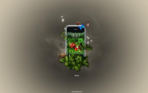 iPhone丛林