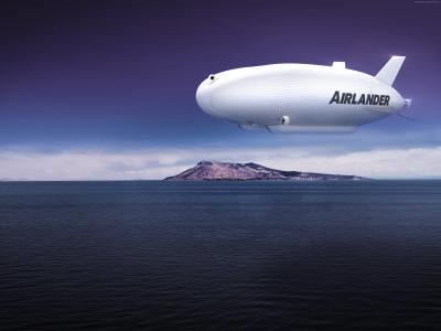 Airlander 10,Hybrid Air,Vehicles HAV 304 Airlander,美国空军(水平)