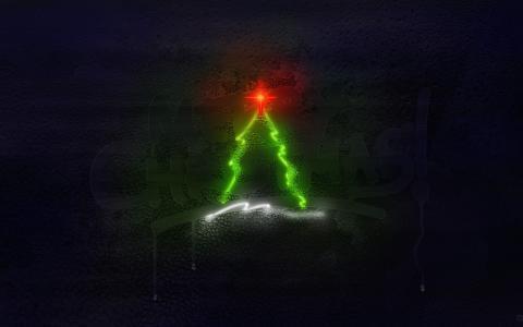 圣诞节节日问候