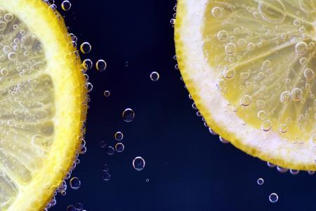 柠檬,水下,6K(水平)