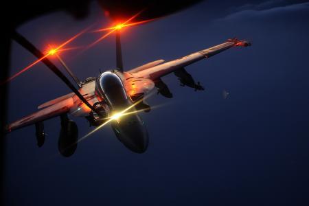 波音,F / A-18E超级大黄蜂,战斗机