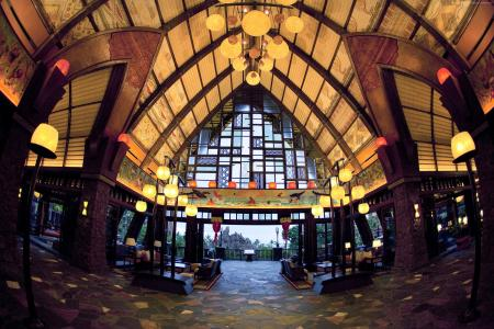 Disney Resort & Spa, Aulani, Best Hotels of 2015, tourism, travel, resort, vacation, lobby