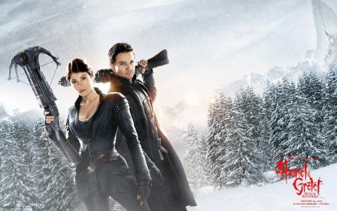 汉塞尔和格蕾特巫婆猎人2013年电影