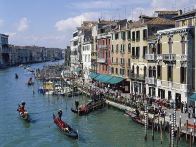 威尼斯大运河意大利