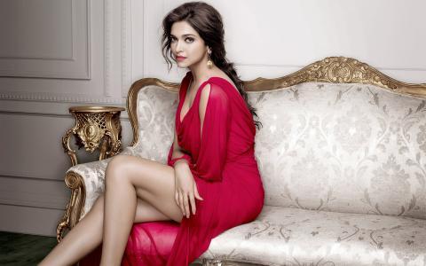 Deepika Padukone Tanishq Photoshoot