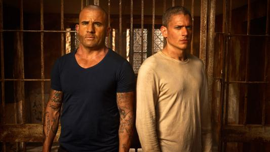 Wentworth Miller,Michael Scofield,Dominic Purcell,Lincoln Burrows,越狱