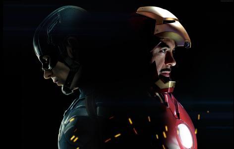 美国队长3:内战,钢铁侠,奇迹,2016年最佳电影(水平)