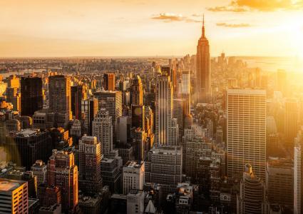 纽约,美国,旅游,旅游(横向)