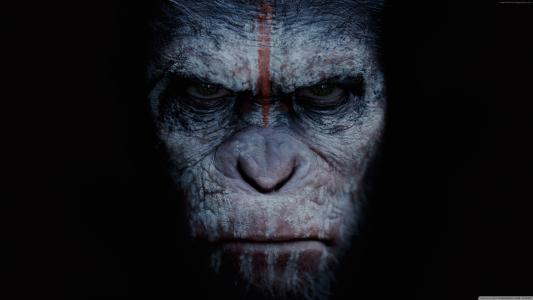 猿星球战争,4k(水平)
