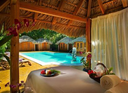 Paradisus Punta Cana,Dominikana,2015年度最佳酒店,旅游,度假,度假,游泳池(水平)
