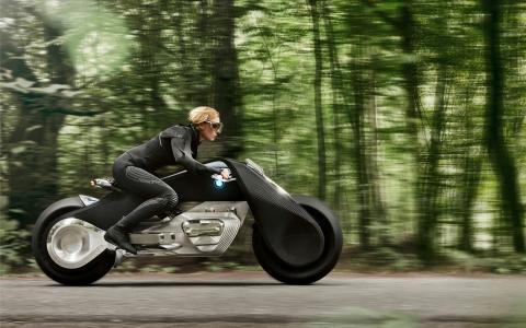愿景下一个100,宝马摩托车,高清