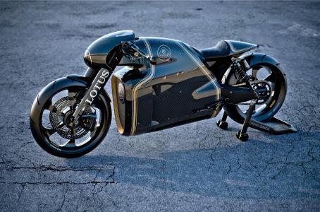 莲花C-01,概念,摩托车,Kodewa,超级摩托车,巡洋舰,试驾,速度(水平)