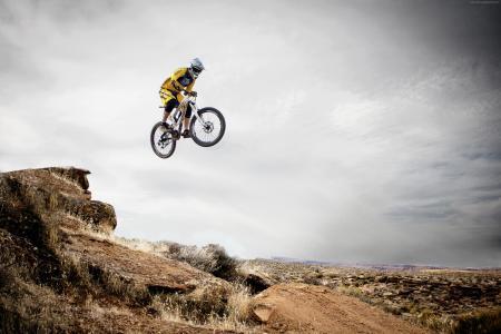 摩托车越野赛,fmx,骑手,自由式,回旋,超人(水平)