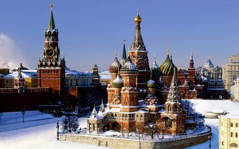 红场俄罗斯