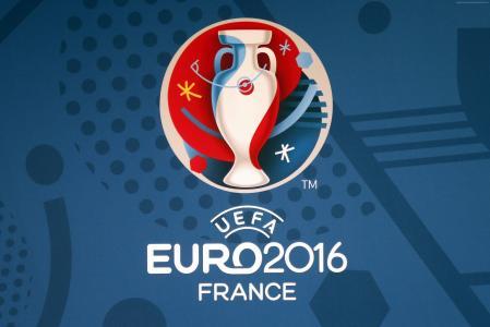 欧元2016年,足球,标志,法国,日内瓦(水平)