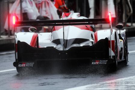 丰田TS050混合动力,赛车,高清,4K