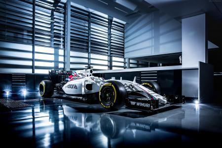 威廉姆斯FW38,F1方程式测试,巴塞罗那LIVE,F1(水平)