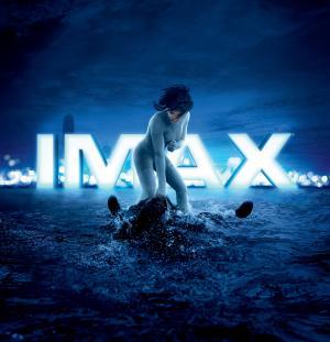 壳牌之魂,斯嘉丽·约翰逊,IMAX