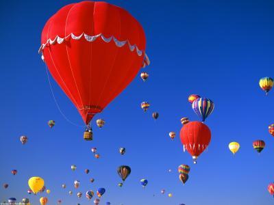 阿尔伯克基国际气球嘉年华