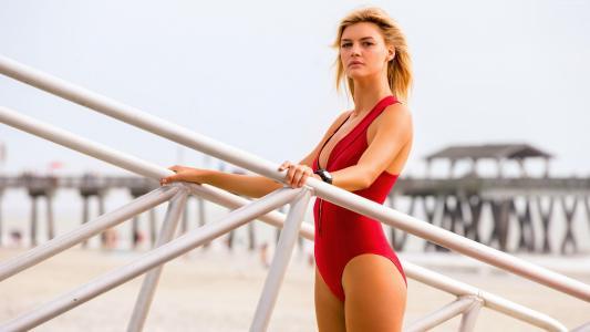 Kelly Rohrbach,4k,5k,Baywatch,泳衣(水平)