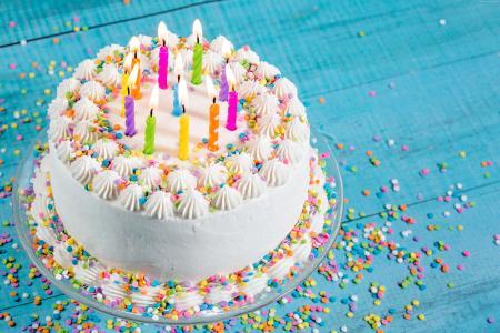 生日蛋糕,食谱,5K(水平)