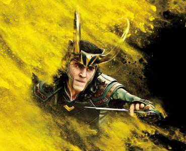 Thor Ragnarok,Loki,Tom Hiddleston,4K,2017