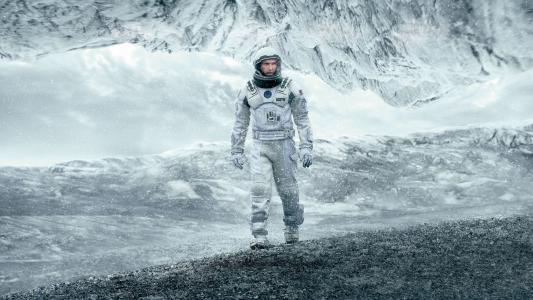 星际,马修麦康纳,宇航员,高清,4K