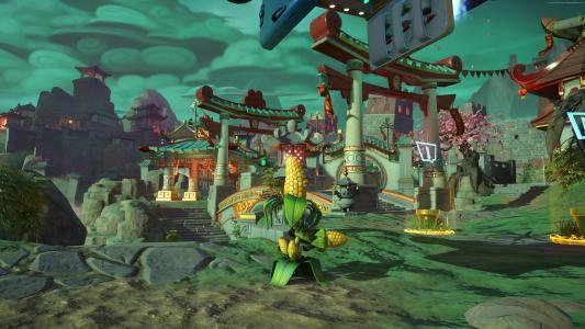 植物大战僵尸:花园战争2,射手,最佳游戏,PC,PS4,Xbox One(水平)