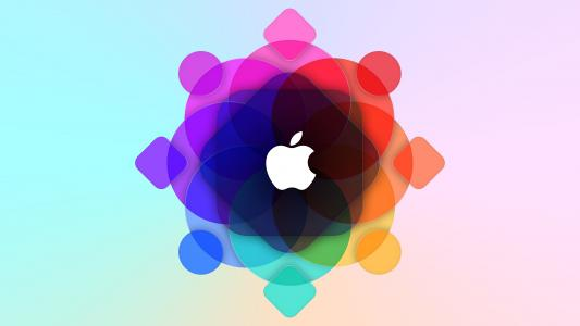 苹果,WWDC,徽标,4K,5K