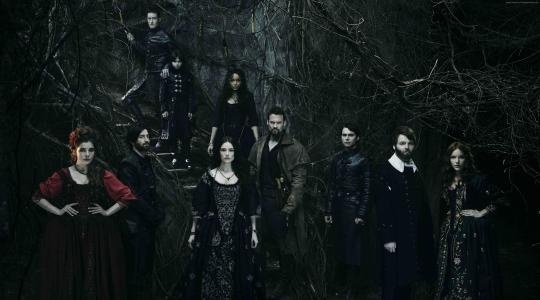 塞勒姆3,最佳电视剧,女巫,西部Shane,珍妮特·蒙哥马利,3季(横向)