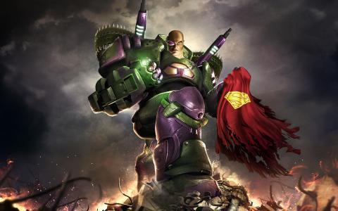 Lex Luthor DC Universe在线