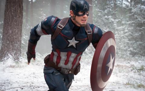 美国队长复仇者2