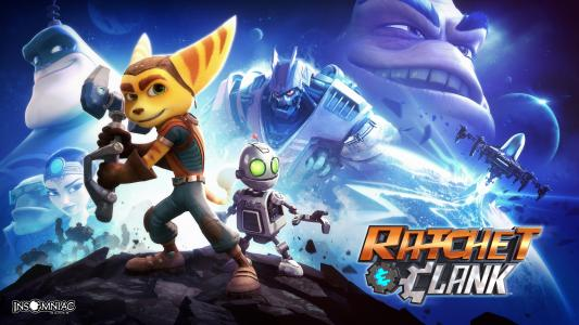 Ratchet & Clank, 2016 Games, 5K, PS4