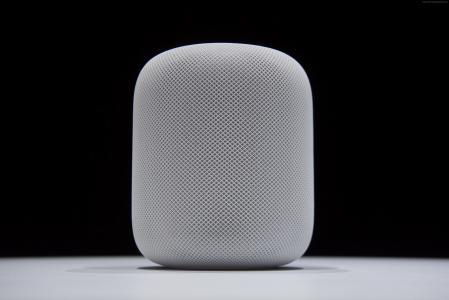 苹果HomePod,4k(水平)